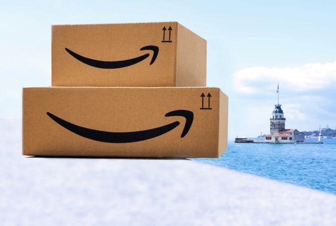Amazon, e-ticaret sektörünün