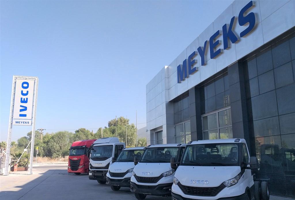 IVECO, İzmir'de yeni yetkili satış-servis noktası açtı