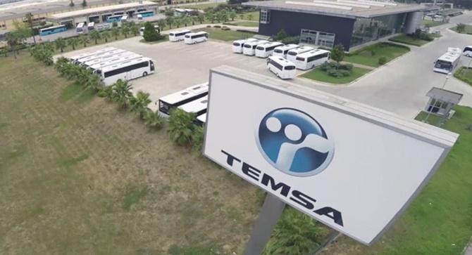 Temsa'da devir işlemleri tamam, üretim gün sayıyor