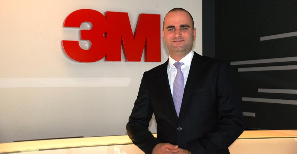 3M'in Uzakdoğu lojistik operasyonları bir Türk'e emanet
