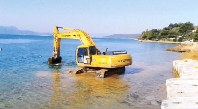 Kıyı bitti, artık denizler de imara açılabilecek