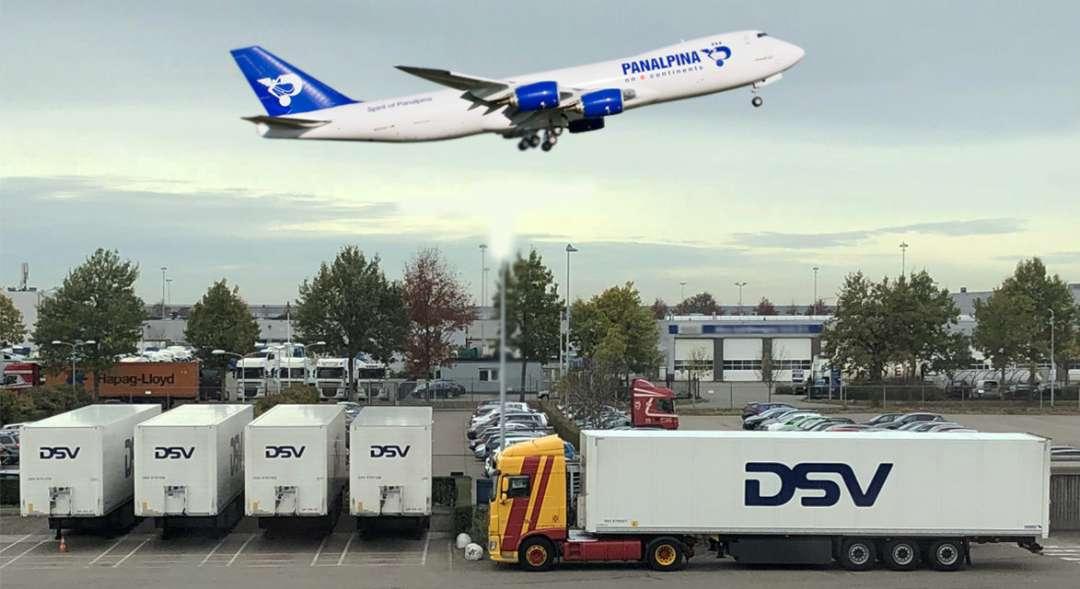 DSV Panalpina back on acquisition trail