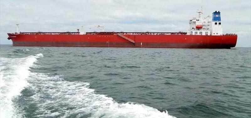 Korsanlar gemiye çıktı, kaptan yardım çağrısı yaptı