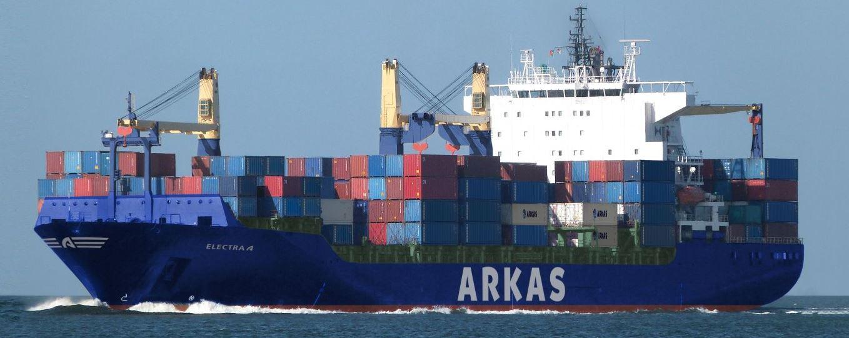 Arkas Denizcilik 18 yaşındaki gemisini sattı