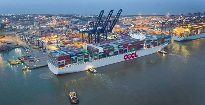 OOCL'den COSCO'ya 7 konteyner gemisi siparişi