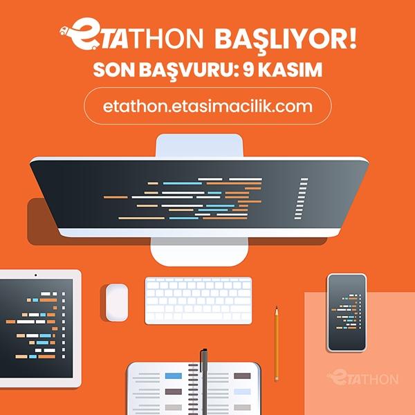 Borusan Lojistik'in eTAthon'u başlıyor!