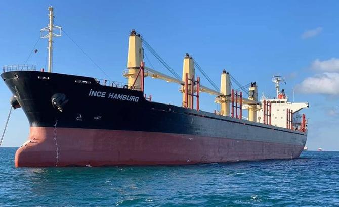 İnce Denizcilik, 1 gemisini Rana Denizcilik'e sattı