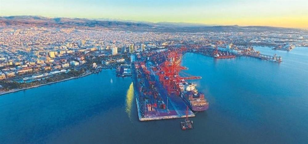 Mersin Limanı, iş hacminde rekor kırdı