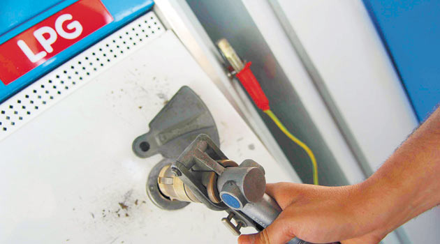 LPG'cilere standart denetimi başlatıldı