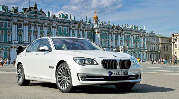 BMW 7 Serisi'nden sıradışı yakıt tasarrufu