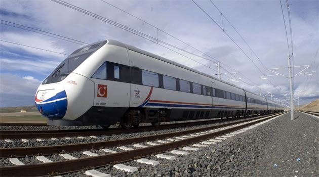 Yüksek hızlı trene 'İslamî Kalkınma' kredisi