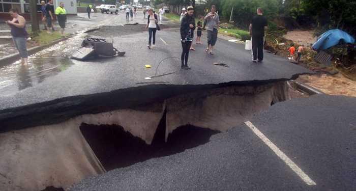 Selden bozulan yollar için 8 milyon lira ayrıldı
