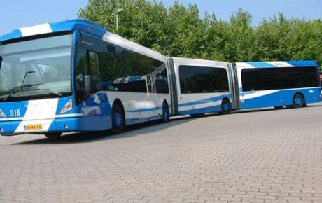 Sincanlılar'a 'körüklü otobüs' müjdesi