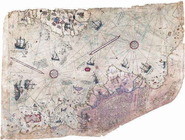 Piri Reis Haritası'nın 500'üncü yılı: 2013