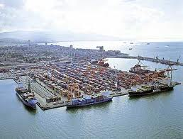Berdimuhammedov, İzmir Alsancak Limanı'nı inceledi