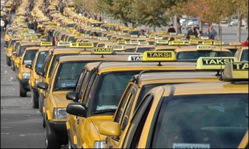 'Taksi ve minibüsünü yenileyenden vergi alınmasın'