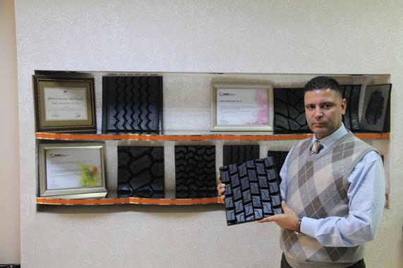 Rekor Kauçuk, üretimi Eskişehir'e kaydıracak