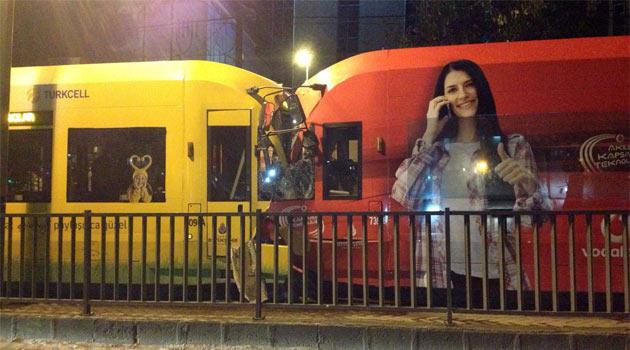 İstanbul'da tramvaylar çarpıştı: 8 yaralı