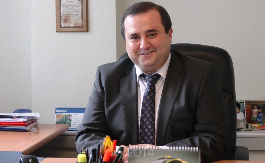 Çetin Ekinci, Teklos A.Ş.'nin Genel Müdürü oldu