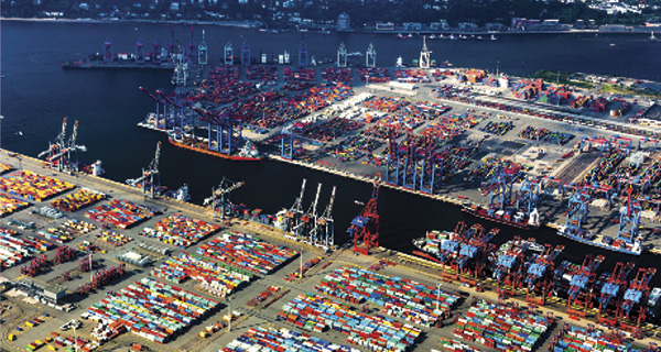 European Ports Stuffed with Congestion