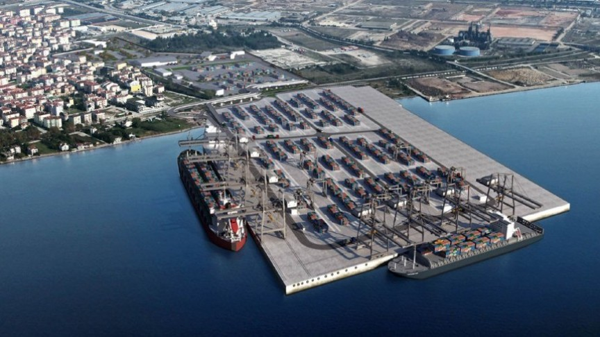 DP World Terminal Opens in Turkey in Latest Step to meet 2023 Foreign Trade Target