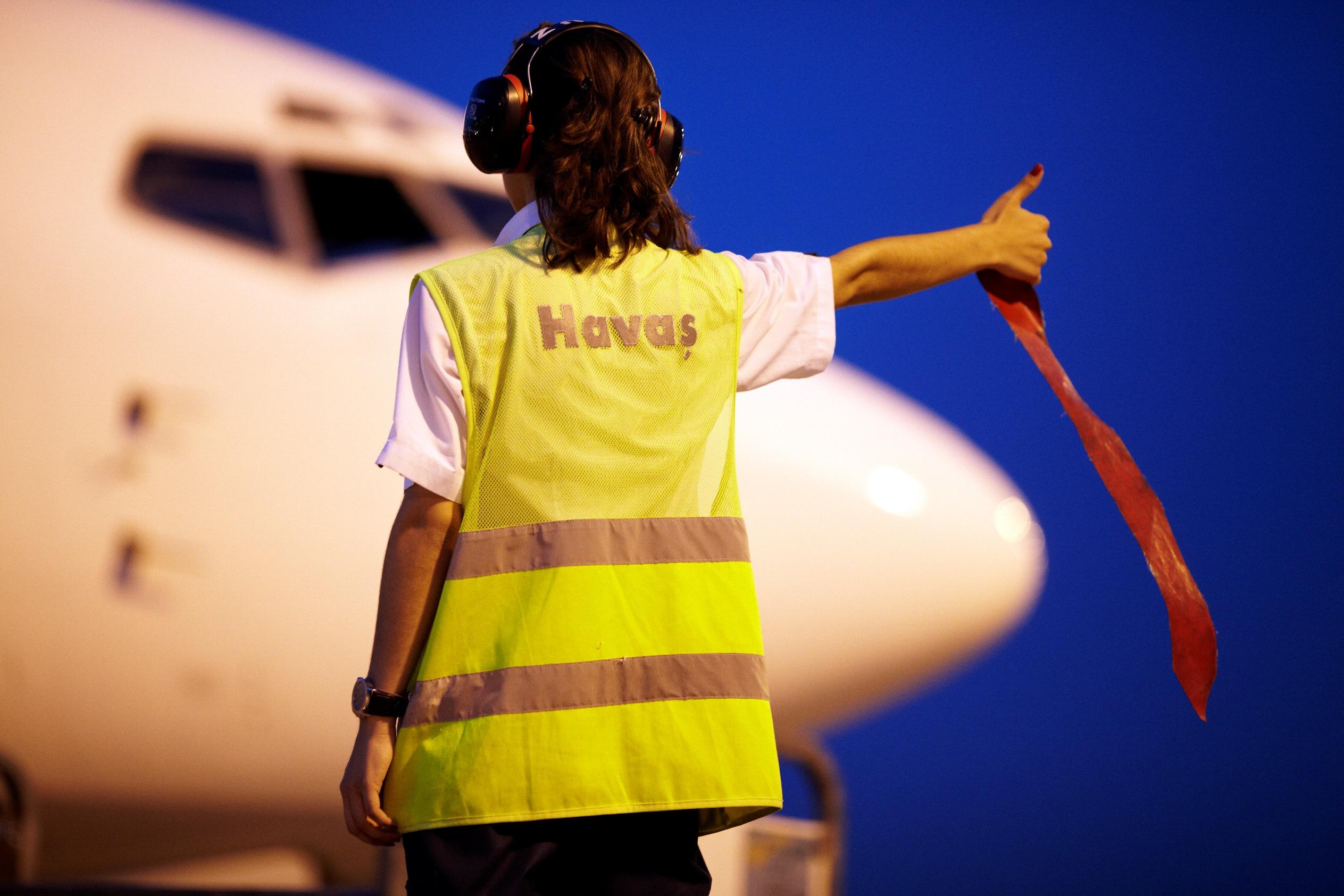 British Airways'ı Havaş eğitecek