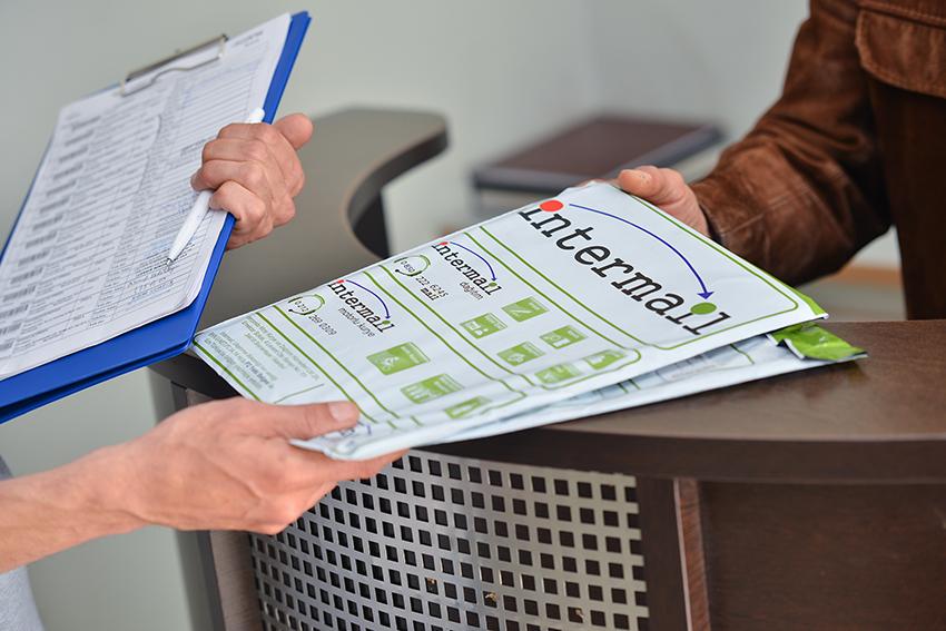 Intermail'e posta hizmetleri yetki belgesi