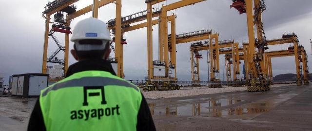 Asyaport, Türkiye'nin Avrupa'ya açılan kapısı olacak