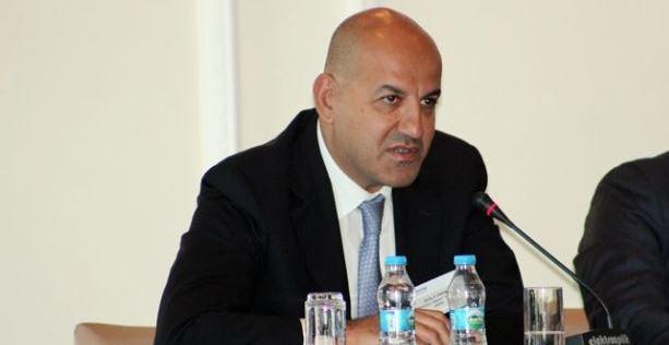 TÜDEV'in yeni Başkanı Sualp Ürkmez