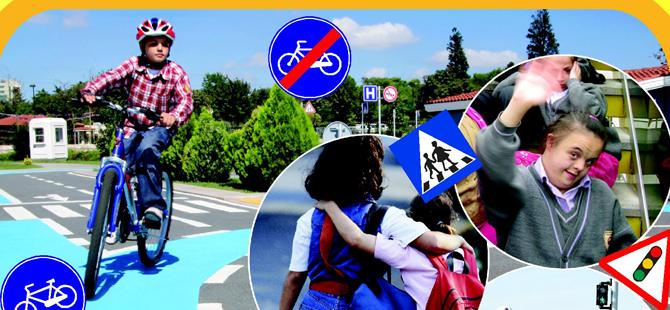 Çocuklar Trafik Panayırı'nda Trafik Kurallarını Öğrenecekler 19