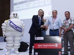 Antalya'da yılın yakıt tasarrufu şampiyonu belli oldu
