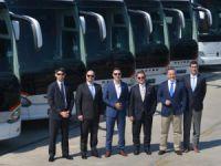 Setra 500'den Antalya turizmine ilk katkı