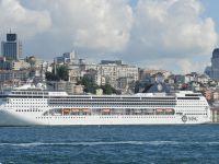 MSC Opera, her İstanbul'a gelişte 750 Rus turist getirecek