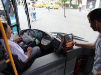 """İETT otobüslerinde """"Karakutu"""" dönemi"""