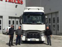 Marmaray Lojistik'in filosu Renault ile büyüyor