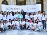 Her Kızımız Bir Yıldız Projesi'nin Yıldız'ları İstanbul'da