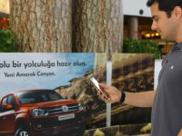 Stevie, Volkswagen Ticari Araç'ın oldu