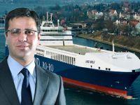 U.N Ro-Ro, İDO'nun Ambarlı'ya yapacağı limanı kullanmaya talip
