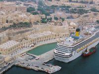Global Yatırım Holding, Valletta Cruise Port'a ortak oldu