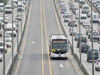 Metrobüs yoluna her yıl 66 milyon lira dökülüyor!