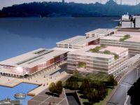Salıpazarı Kruvaziyer Limanı projesi için onay çıktı