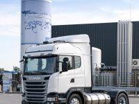 Scania doğalgazlı motor satışlarına başlıyor!