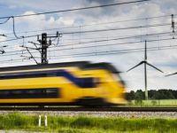 Demiryolları, enerjisini tamamen rüzgârdan karşılayacak
