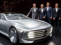 """Mercedes, """"Otomobilin Geleceği""""ni Frankfurt'ta tanıttı"""