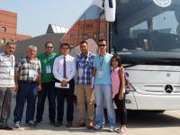 Mercedes'ten engelli sporculara özel 30 otobüs