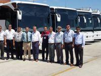 Mercedes'ten Bursa'ya  26 otobüs