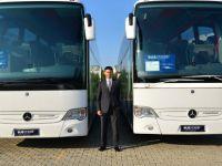 Eski otobüsünü getir, 2011 model Travego 15'i götür