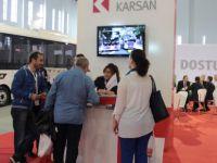 Karsan ürünleri İzmir Expo'da görücüye çıktı