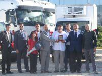 Erzurum'a 8 araçlık Hyundai H350 filosu