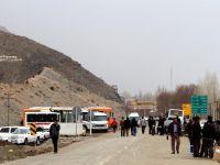 Kapıköy Sınır Kapısı açıldı
